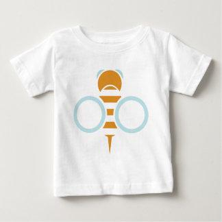 Camiseta Para Bebê Símbolo da abelha