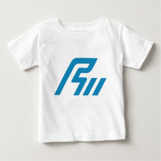 Camiseta Para Bebê Símbolo de Ishikawa