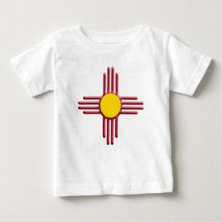 Camiseta Para Bebê Símbolo do Zia