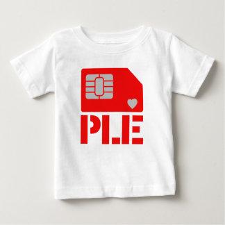 Camiseta Para Bebê 'SIM'ple