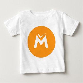 Camiseta Para Bebê Simplesmente MUE