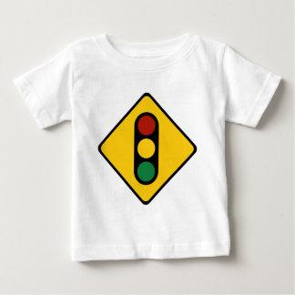 Camiseta Para Bebê Sinal do sinal