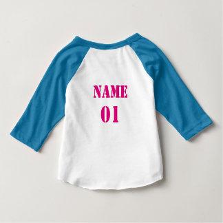 Camiseta Para Bebê Sis de Lil
