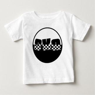 Camiseta Para Bebê Ska