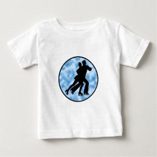 Camiseta Para Bebê Skate do casal