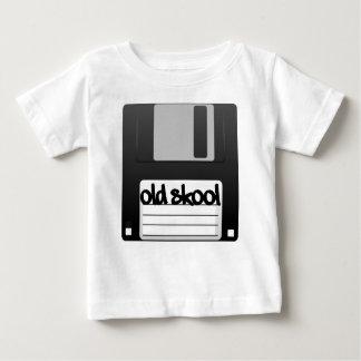 Camiseta Para Bebê Skool velho