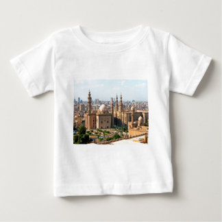 Camiseta Para Bebê Skyline de Cario Egipto