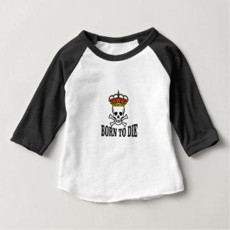 Camiseta Para Bebê slogan do pirata