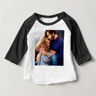Camiseta Para Bebê Snuggle da manhã