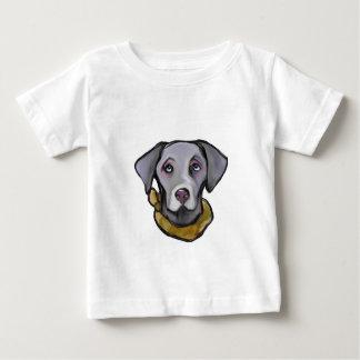 Camiseta Para Bebê Soldado de Weimarana
