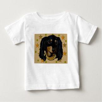 Camiseta Para Bebê Soldado Doxie