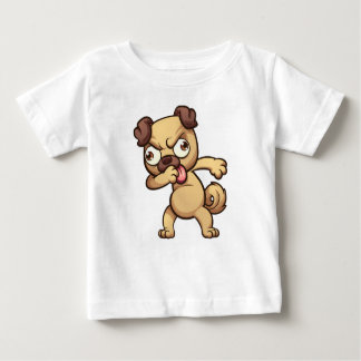 Camiseta Para Bebê solha animal legal