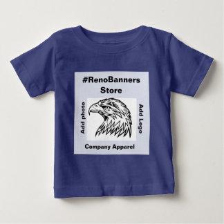 Camiseta Para Bebê Soluções de marcagem com ferro quente do barato