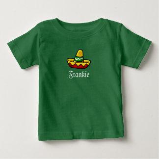 Camiseta Para Bebê Sombrero