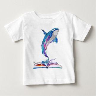 Camiseta Para Bebê sonho do livro