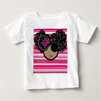 Camiseta Para Bebê Sopros do Afro