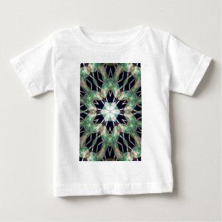 Camiseta Para Bebê Sorte das flores irlandesas