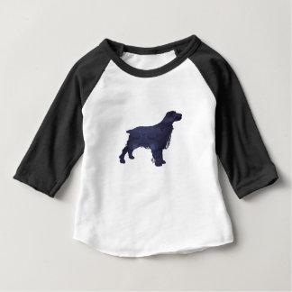 Camiseta Para Bebê Spaniel