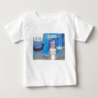 Camiseta Para Bebê Sparkplug da maratona