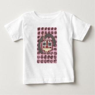 Camiseta Para Bebê Sr. Bauble Bebê T-shirt