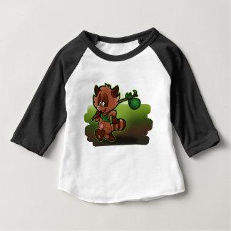 Camiseta Para Bebê Sr. Carregamento