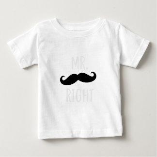 Camiseta Para Bebê Sr. Direito
