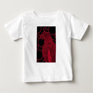 Camiseta Para Bebê Sr. papagaio