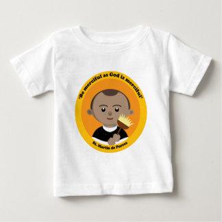 Camiseta Para Bebê St Martin de Porres