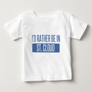 Camiseta Para Bebê St. Nuvem