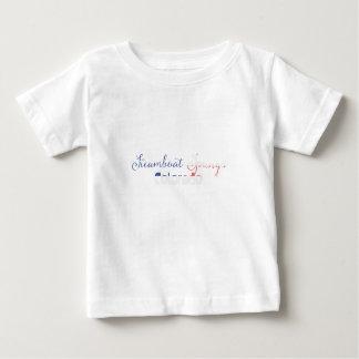 Camiseta Para Bebê Steamboat Springs Colorado