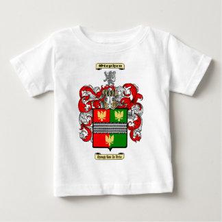 Camiseta Para Bebê Stephen