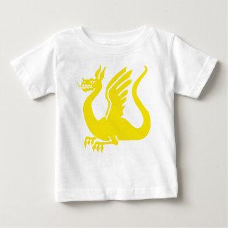 Camiseta Para Bebê Stjørdal, dragão de Nord-Trøndelag