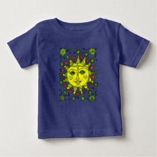 Camiseta Para Bebê Sunhine 2a
