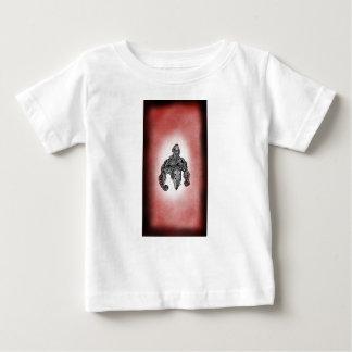 Camiseta Para Bebê Suporte alto