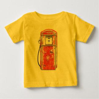 Camiseta Para Bebê T da bomba de gás do vintage