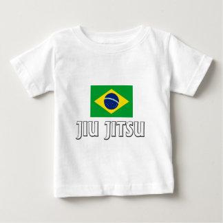 Camiseta Para Bebê T de Jiu Jitsu do brasileiro