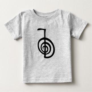 Camiseta Para Bebê T do bebê de Reiki