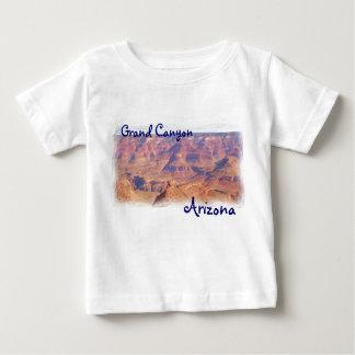 Camiseta Para Bebê T do bebê do Grand Canyon
