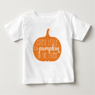 Camiseta Para Bebê T do Dia das Bruxas do miúdo