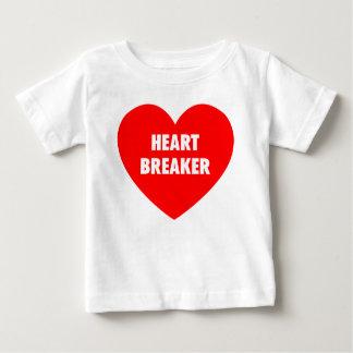 Camiseta Para Bebê T do Heartbreaker