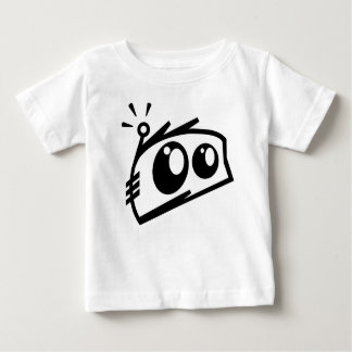 Camiseta Para Bebê T do robô