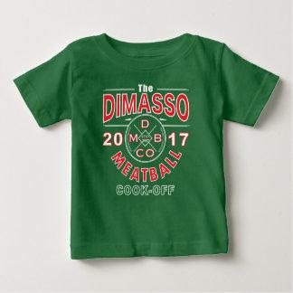 Camiseta Para Bebê T dos miúdos
