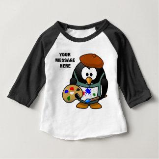 Camiseta Para Bebê T pequeno do artista