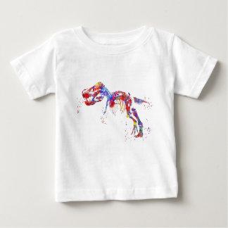 Camiseta Para Bebê T Rex, dinossauro, arte animal, dinossauro