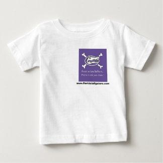 Camiseta Para Bebê T-shirt '07 Ethan de Florida TailGator