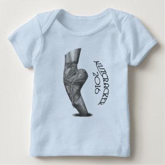 Camiseta Para Bebê T-shirt 2016 do regaço do bebê do Nutcracker