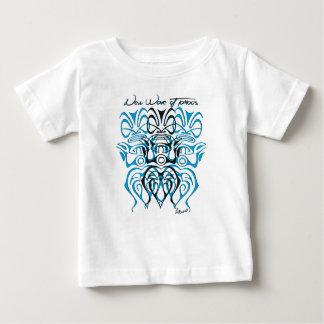 Camiseta Para Bebê T-shirt bébé tiki