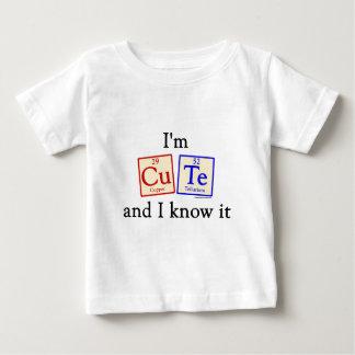 Camiseta Para Bebê T-shirt bonito do bebê