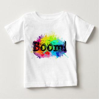 Camiseta Para Bebê T-shirt branco para a criança