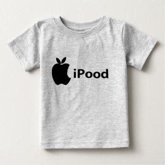 Camiseta Para Bebê T-shirt da criança de IPood